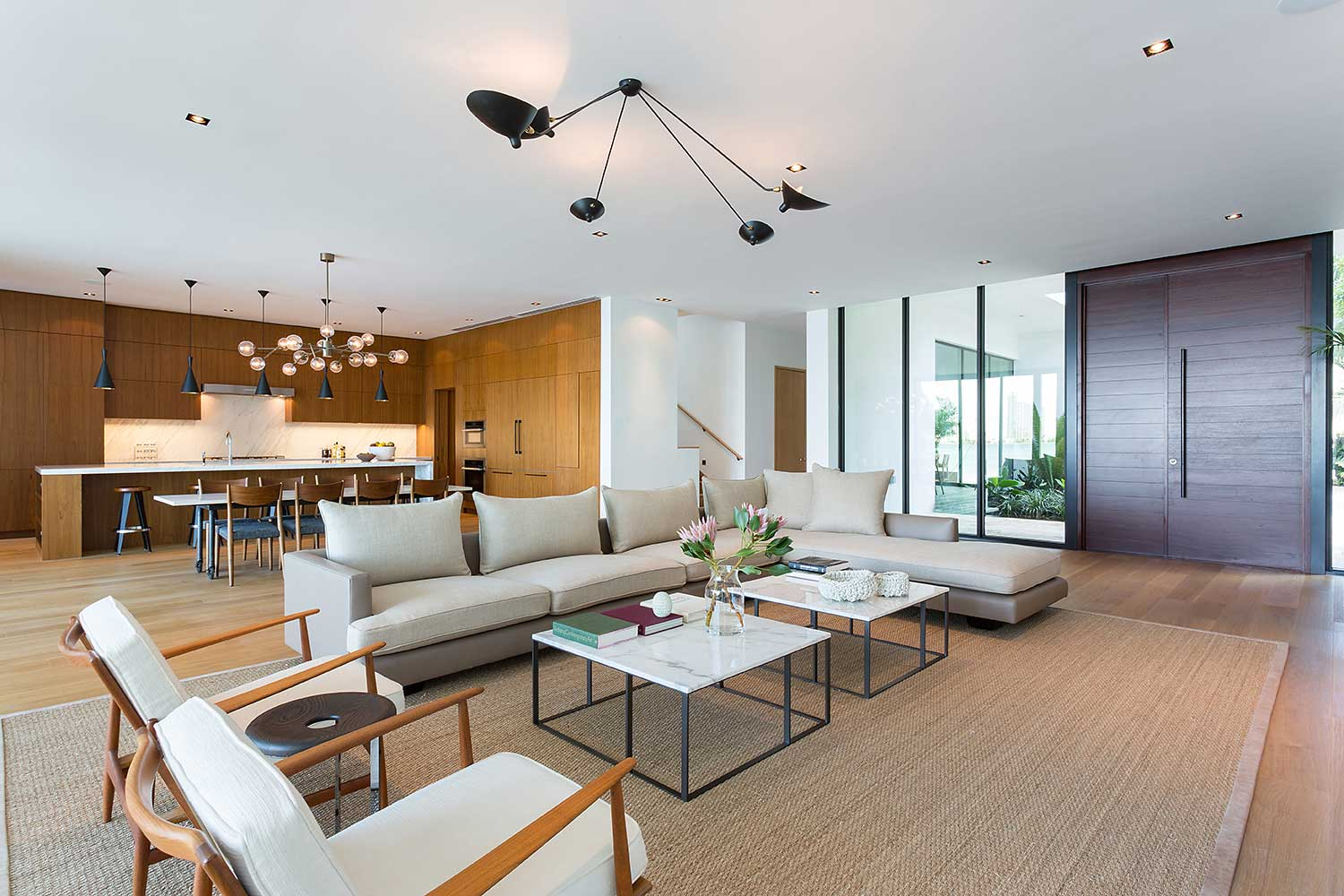 West San Marino Residence by Strang Architecture