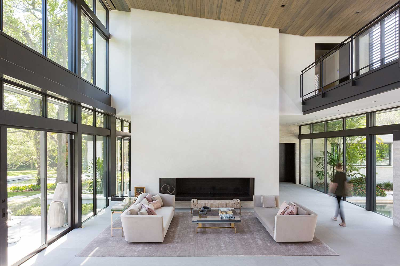 Oak Grove House by Leroy Street Studio Architecture