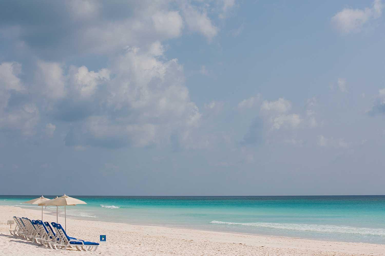 Pink Sands. Bahamas