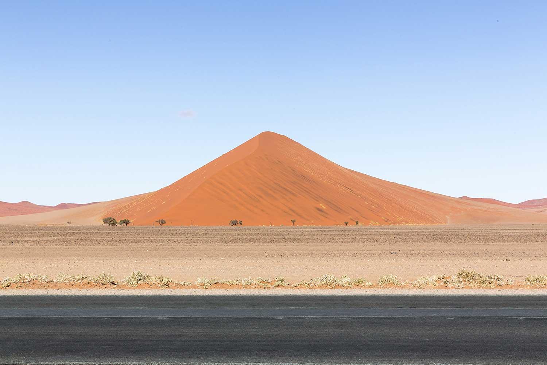 Sossusvlei.  Namibia