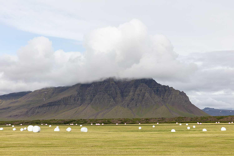 Fields Iceland.