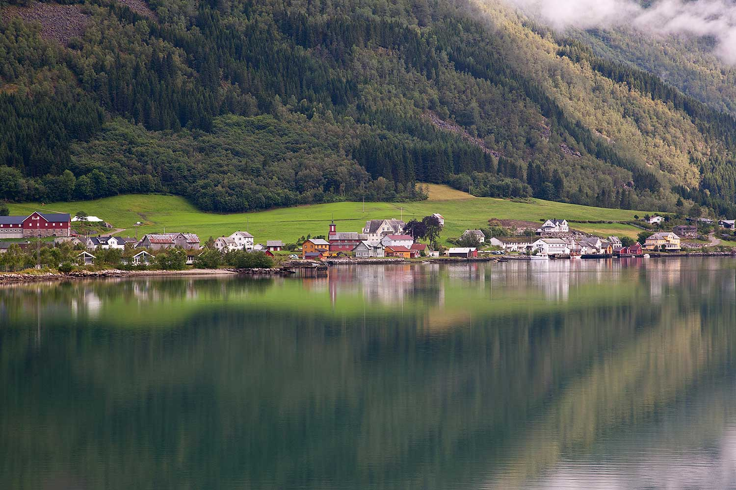 Sognefjord. Norway