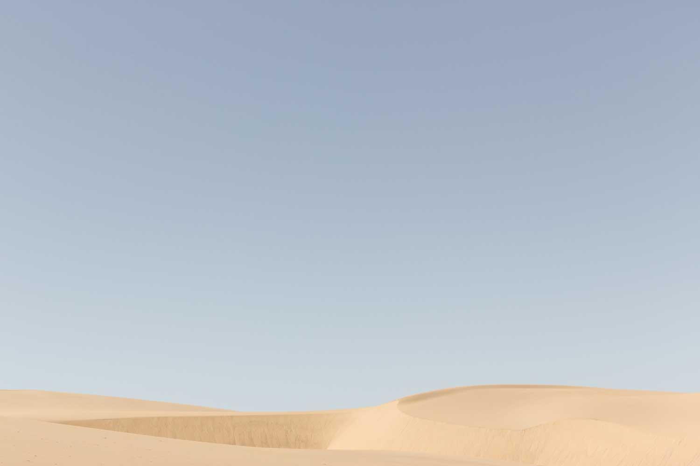 Skeleton Coast Dunes. Namibia