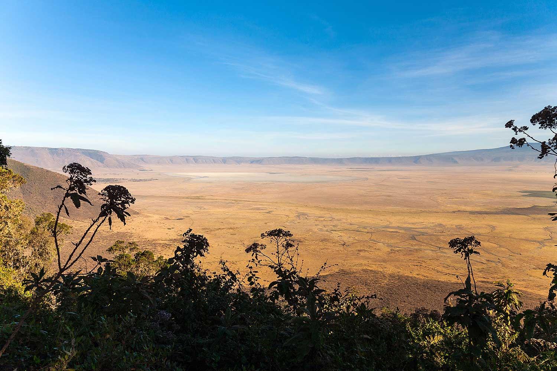 Ngorongoro. Tanzania