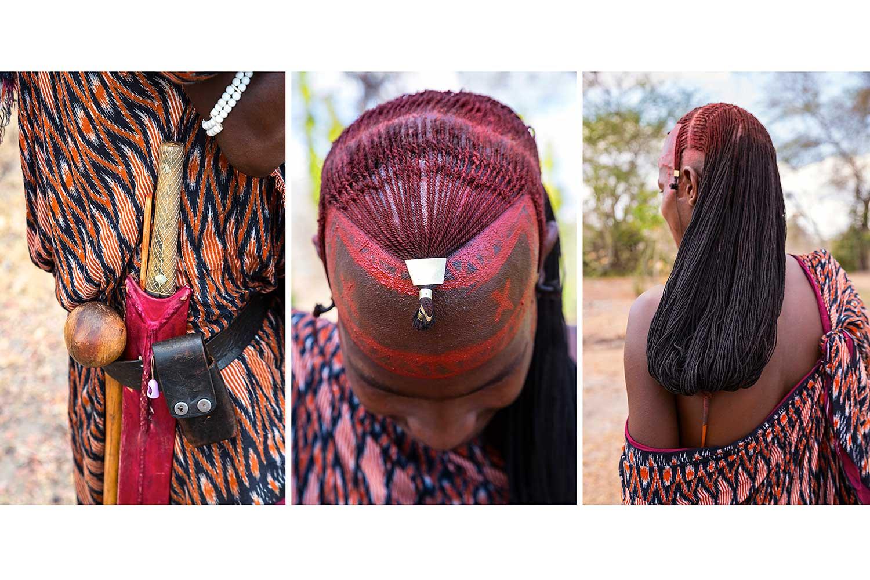 Maasai. Selous. Tanzania